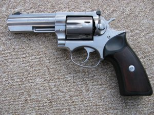 Ruger GP 100 4 inch