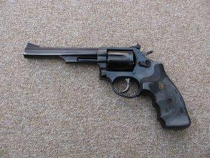 Taurus revolver_001